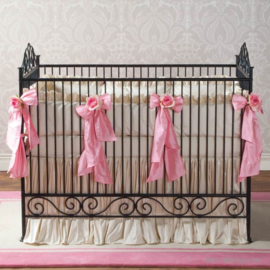 Bratt Decor Casablanca crib dist black