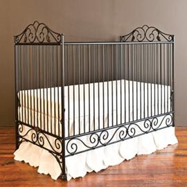 Bratt Decor Casablanca crib dist black