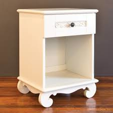 Bratt decor Chelsea night stand White