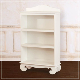 Brat Decor Chelsea bookcase white