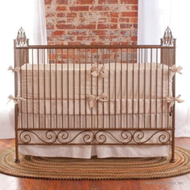 Bratt Decor Casablanca crib gold