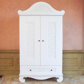 Bratt Decor Chelsea armoire white