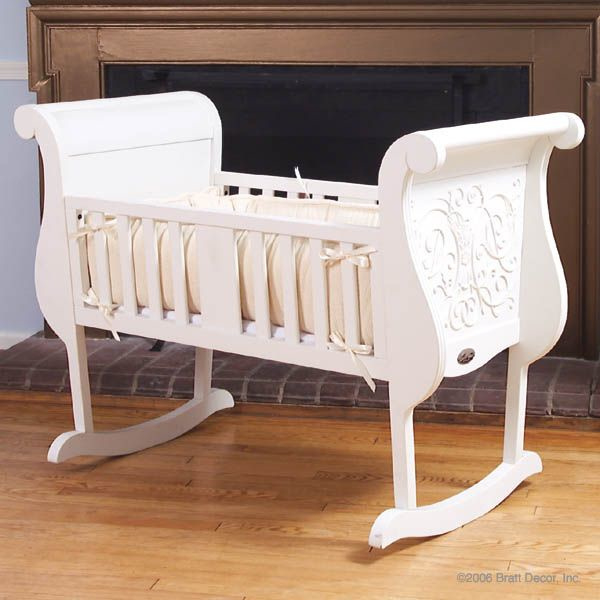 Chelsea Cradle White