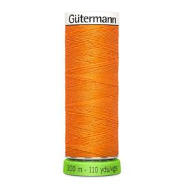 Naaigaren Gütermann R-Pet Oranje 350