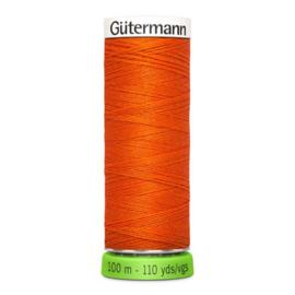 Naaigaren Gütermann R-Pet Oranje 351