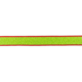 broekstreep lime lurex