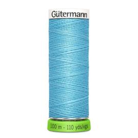 Naaigaren Gütermann R-Pet Blauw 196