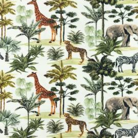 jersey nature jungle