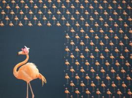 Paneel Flamingo Marine