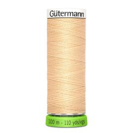Naaigaren Gütermann R-Pet Ecru 006