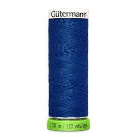 Naaigaren Gütermann R-Pet Kobalt Blauw 214