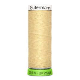 Naaigaren Gütermann R-Pet Geel 325
