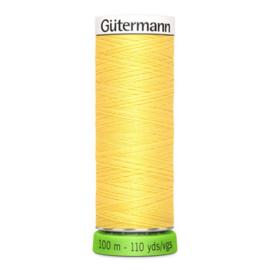 Naaigaren Gütermann R-Pet Geel 852
