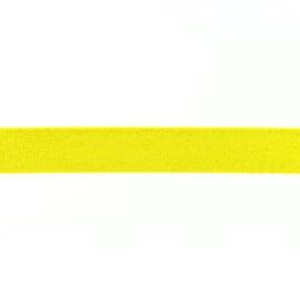giltterelastiek 25 mm geel
