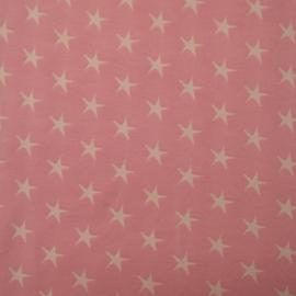 tube roze met sterren