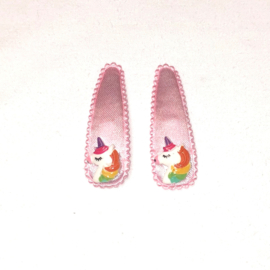 setje roze - unicorn