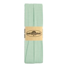 Jersey Biaisband 20 mm Oud Groen 3 Meter