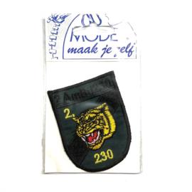 patche tijger