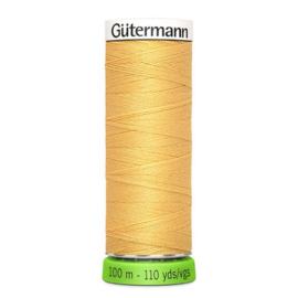 Naaigaren Gütermann R-Pet Geel 415