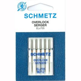 Schmetz overlocknaalden ELX705-80