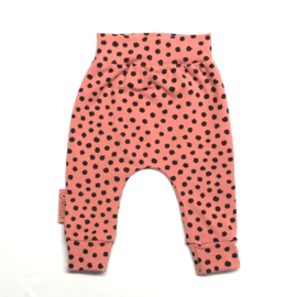 babybroekje old rose dots