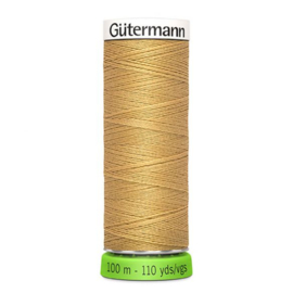Naaigaren Gütermann R-Pet Oranje - Geel 893