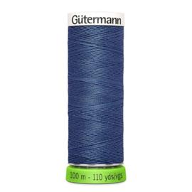 Naaigaren Gütermann R-Pet Blauw - Grijs 068