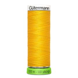 Naaigaren Gütermann R-Pet Geel 106