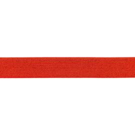 giltterelastiek 25 mm rood