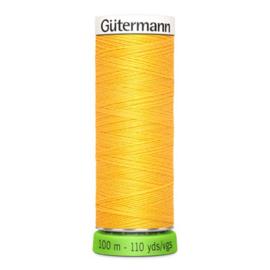 Naaigaren Gütermann R-Pet Geel 417