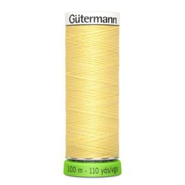 Naaigaren Gütermann R-Pet Geel 578