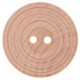 Houten Knoop 17,5 mm