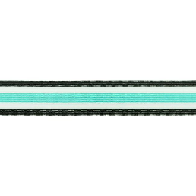 broekstreep elastiek mint 30 mm