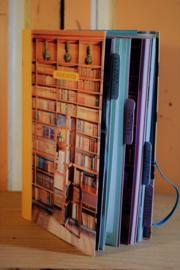 Notitieboekje: Bibliotheek