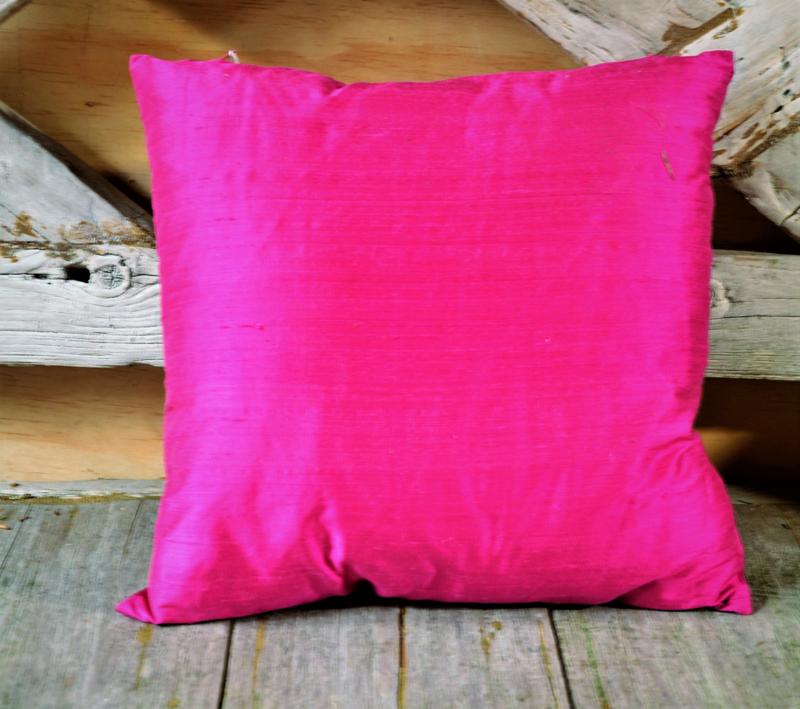 Roze 100% zijde