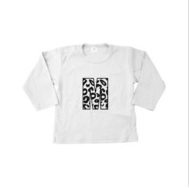 Shirt | Panter letter