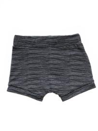 Short | Zwart wit streep