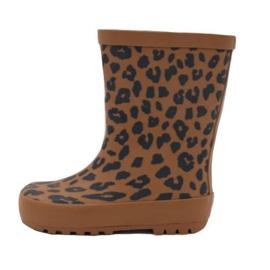 Regenlaarsjes leopard brown