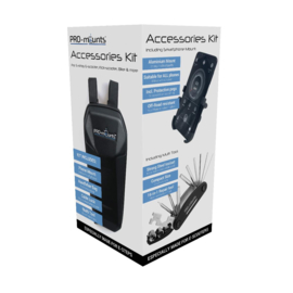 E-scooter Accessoires van PRO-mounts