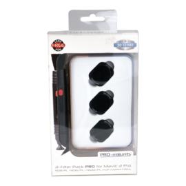 PRO-mounts 3-Filter Pack PRO for Mavic 2 Pro (ND8/PL + ND16/PL + ND32/PL Multi Coated)