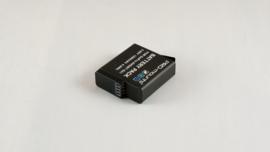 PRO-mounts Replacement Battery Hero5 & Hero6 & Hero7 Black