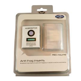 PRO-mounts 18 AntiFog Inserts