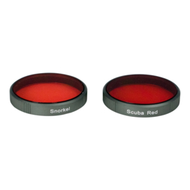 PRO-mounts Scuba Red & Snorkel Filter for DJI Action