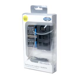 PRO-mounts Battery Kit For HERO9
