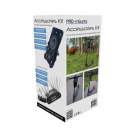 PRO-mounts E-scooter Accessories kit