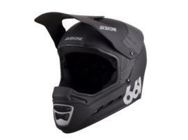 SixSixOne RESET Helm Contour Black