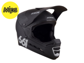 SixSixOne RESET MIPS Helm Contour Black