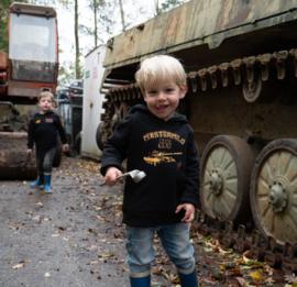 Kids Hoodie Mastermilo Type 69-II Tank Premium