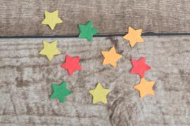 Losse confetti mini sterren