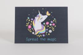 Kaartje: Spread the magic